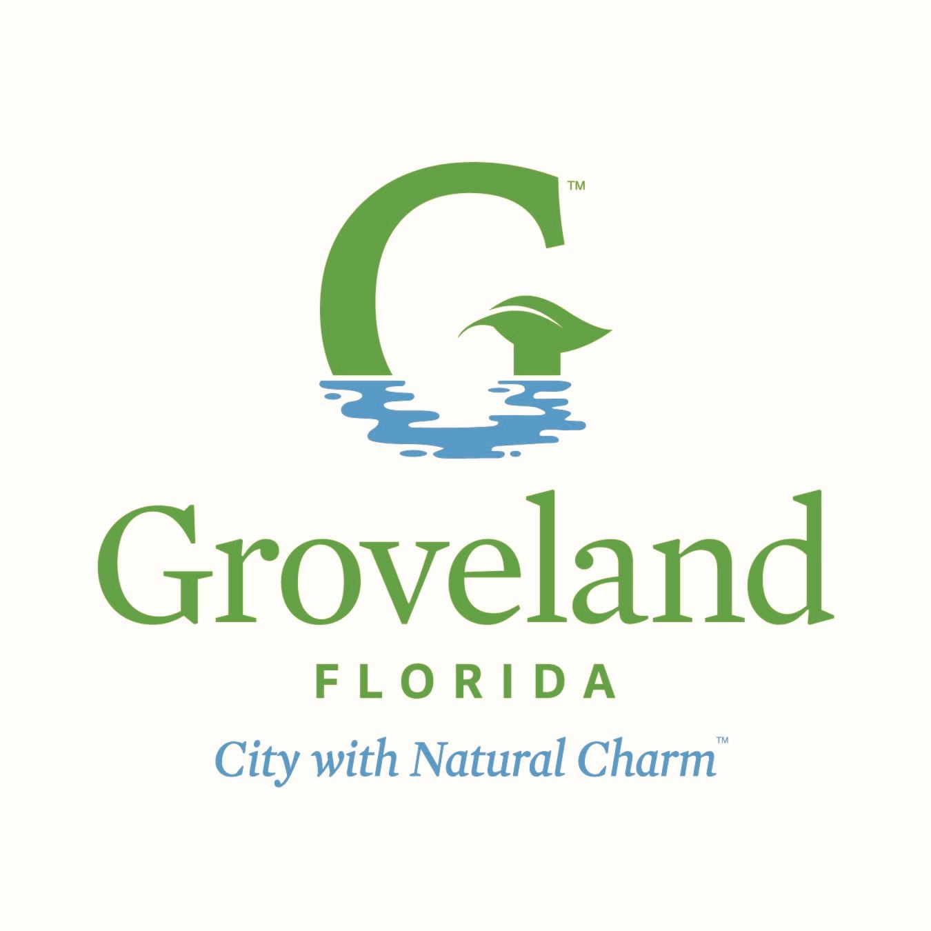 City of Groveland logo