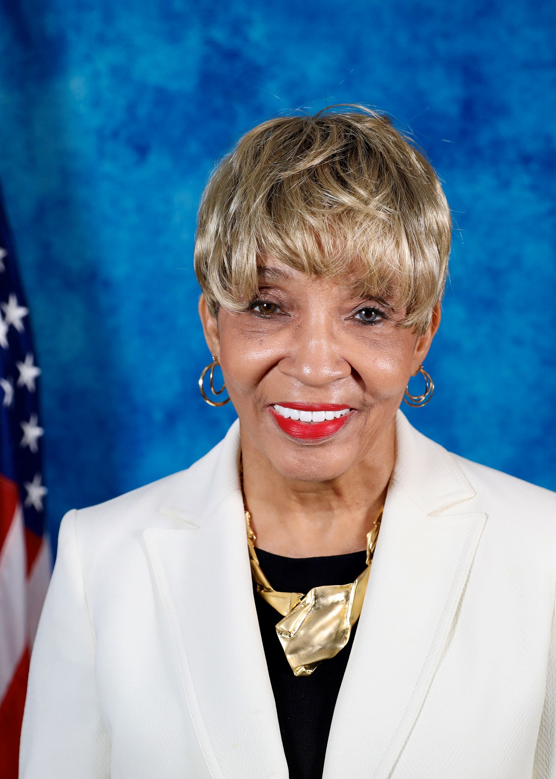 Councilwoman Barbara Gaines